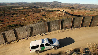 US-Mexico border wall poses environmental risks