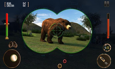 Game Android Wild Hunter Jungle Shooting 3D v1.1