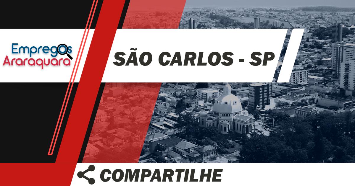 Balconista de frios / São Carlos- SP / Cód. 3472