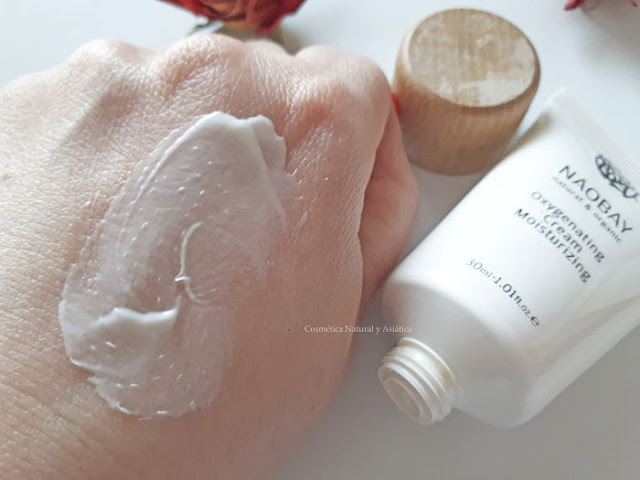 naobay-oxygenating-cream-moisturizing-textura
