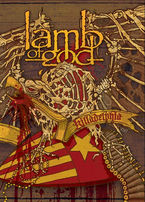 Lamb Of God: Killadelphia - DVD Full