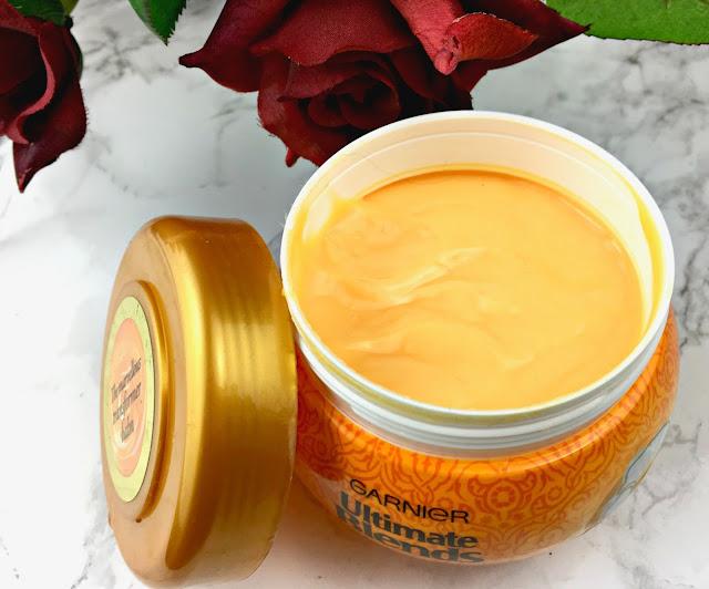 Garnier Ultimate Blends Marvellous Moisture Hair Balm - Just Add Ginger blog