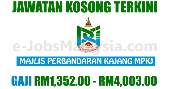 Majlis Perbandaran Kajang MPKJ