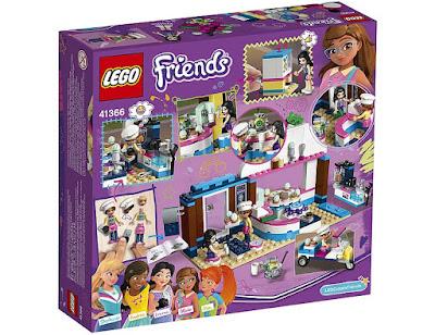 Baukästen & Konstruktion LEGO® Friends 41367 Stephanies Reitturnier LEGO Baukästen & Sets