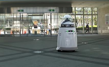 Robot Satpam Knightscope