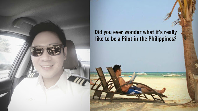 How to be a pilot in the Philippines