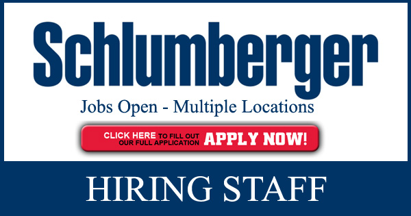 Schlumberger Oil and Gas Job Openings - Gulf Job Vacancies
