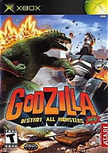 Godzilla Destroy All Monsters Melee [Jtag/RGH][Xbox Classic