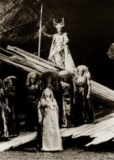 Rita Hunter, Norman Bailey - Wagner The Valkyrie - ENO 1970