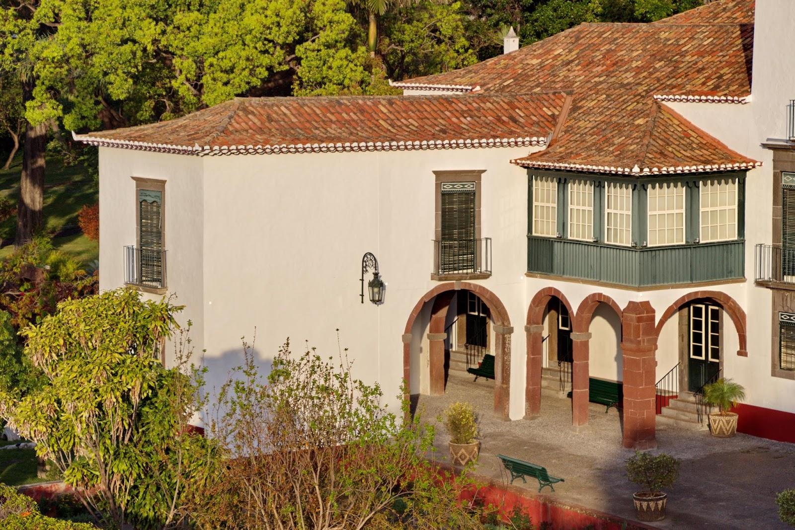 o Museu Quinta das Cruzes recuperado