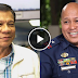 Watch: Pres. Duterte buo pa din ang tiwala at suporta kay PNP chief Bato