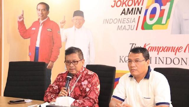 Bantah Habiburokhman, TKN: Jokowi Sudah 5-0 Atas Prabowo