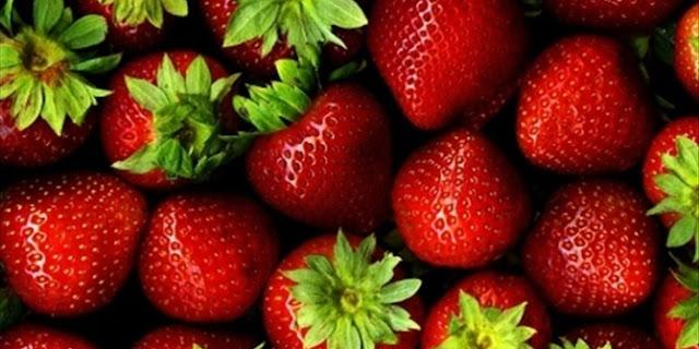 Ελληνικές φράουλες, μανταρίνια και ακτινίδια σε Μέση Ανατολή & Ασία