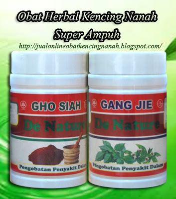 Obat Kencing Nanah Herbal Sembuh dalam 3-5 Hari