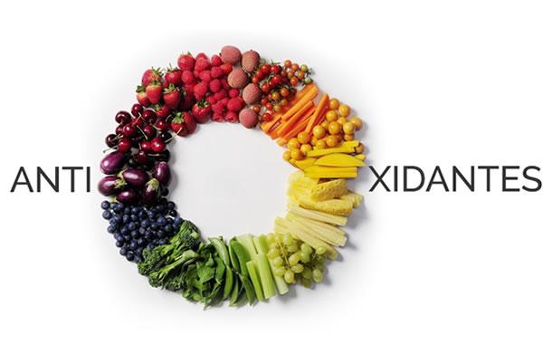 Importancia de los antioxidantes para la salud