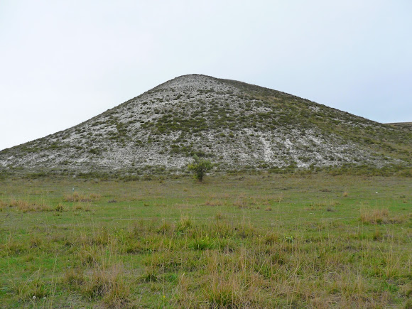 Білокузьминівські скелі. Пам'ятник природи. Донецька область