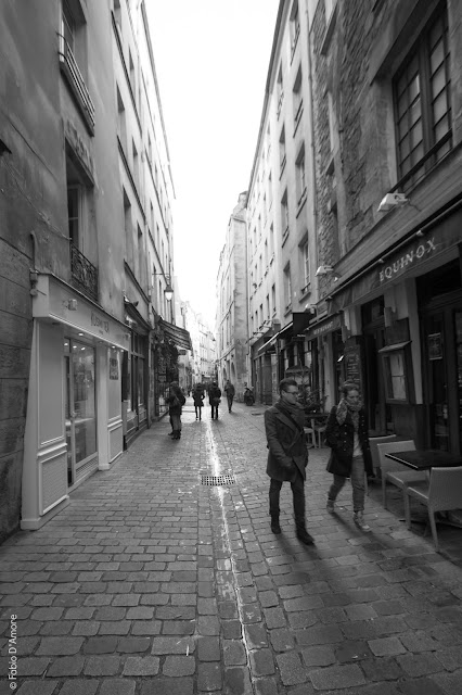 Quartiere ebraico-Parigi