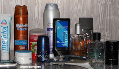 Opróżniamy Kosmetyczki Naszych Panów — jakich kosmetyków używają mężczyźni?