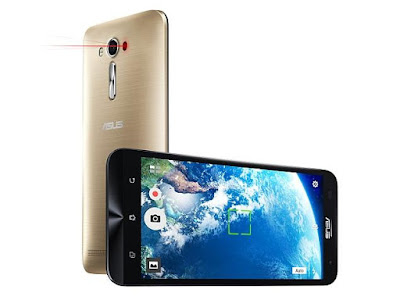 Asus Zenfone 2 Laser ZE601KL Specifications - Inetversal