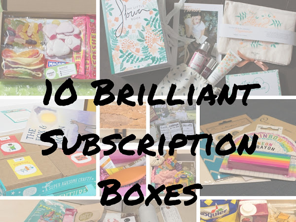 10 brilliant subscription boxes