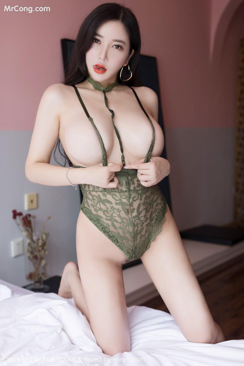 Image YouMi-Vol.214-MrCong.com-009 in post YouMi Vol.214: Người mẫu 心妍小公主 (51 ảnh)
