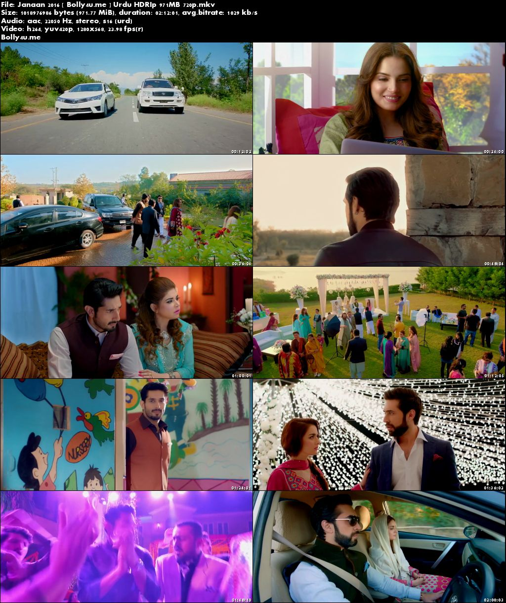 Janaan 2016 HDRip 350MB Full Urdu Movie Download 480p