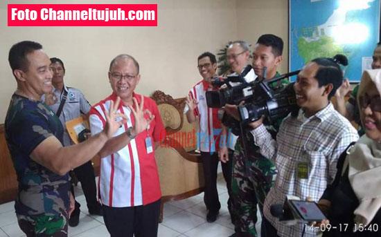 Kodam XII Tanjungpura Dukung kemah Genre dan Parade Cinta Khatulistiwa 3.  Foto channeltujuh.com