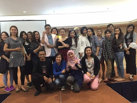 FASHION AND BEAUTY WORKSHOP WITH INFLUENCERS ANJURAN RESORTS WORLD GENTING