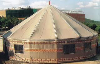 osmanlı çadırı