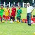 VISI Pesantren sepak Bola EDF Laliga Istana Mulia