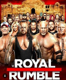 "مشاهدة عرض ""Royal rumble"" رويال رامبل 2017 كامل مترجم"