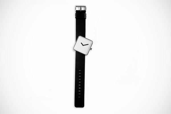 Unusual Slip Watch Design