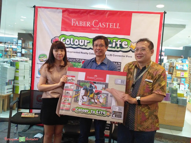 launching colour to life faber castell