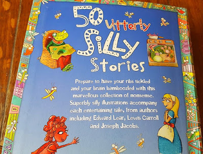 50 utterly silly children's stories book review from miles kelly