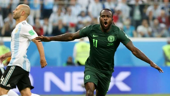 Chelsea star Moses announces Nigeria retirement at age 27