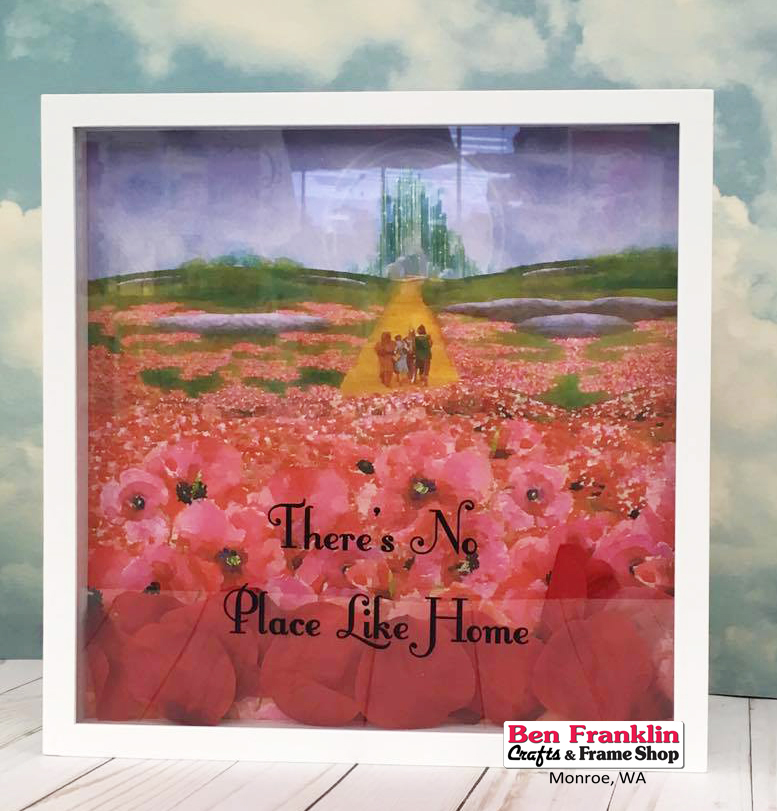 Ben Franklin Crafts And Frame Shop Monroe Wa Wizard Of Oz Diy
