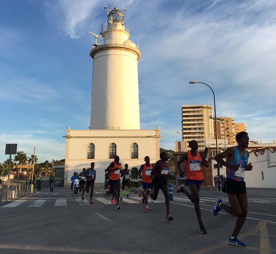 clasificaciones maratón málaga 2018