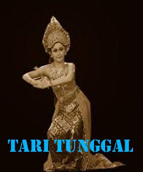 Seni Tari Tunggal : tunggal, Menampilkan, Tunggal, (nari), Sejarah, Indonesia, Dunia