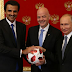 Russia Pass On World Cup Hosting Duties To Qatar