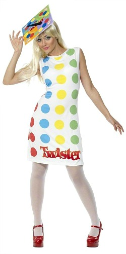 Twister Costume for ladies