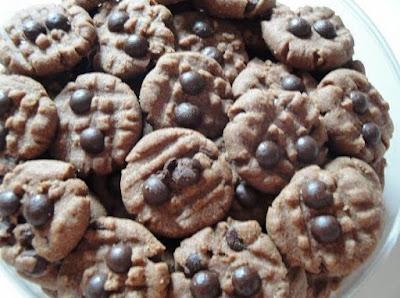 Gambar Resep Kue Choco Chips Ahoy Ahoy