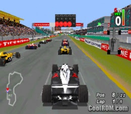 Download F1 Grand Prix (Europe) Game PSP For ANDROID - www.pollogames.com