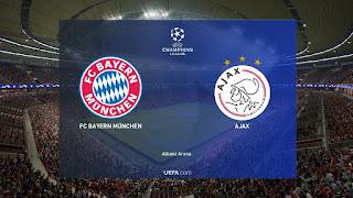مشاهدة مباراة بايرن ميونخ وأياكس أمستردام بث مباشر بتاريخ 12-12-2018 دوري أبطال أوروبا