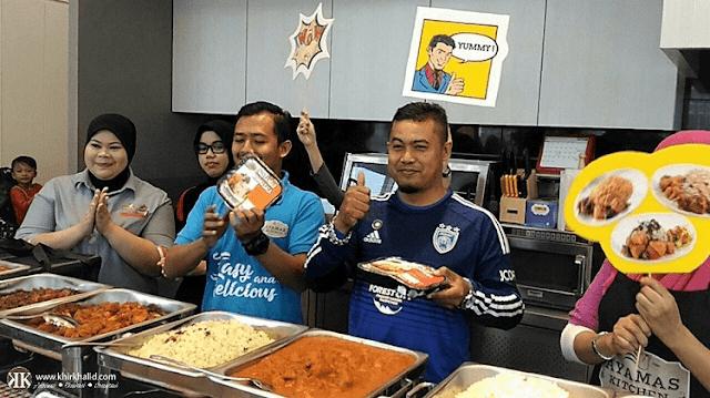 Ayamas Kitchen Ready-To-Eat Range Bloggers' Party,