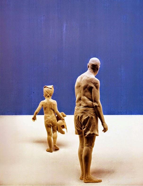 realistic wooden sculptures peter demetz-4