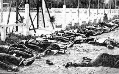 تذكير بمجازر 8 ماي 1945