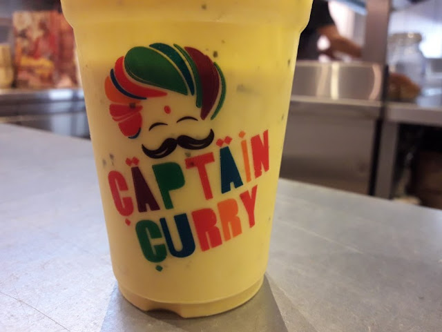 Captain Curry by Jonathan Roshfeld