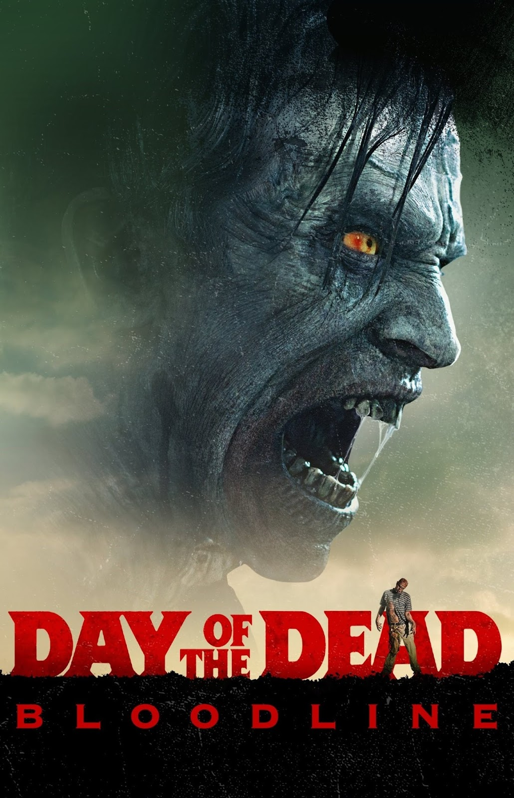 Day of the Dead: Bloodline [2018] [DVDR] [NTSC] [Latino]