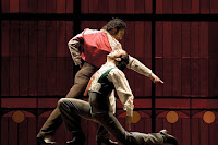 Federico Garcia Loca en Andalou passioné - danseur de flamenco