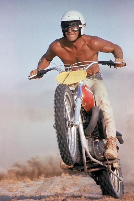 steve mcqueen husqvarna 01 - Moto de Steve McQueen vai à leilão e valor pode passar dos R$ 500 mil.
